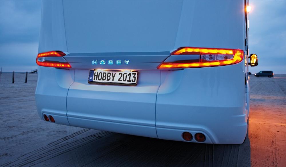 Hobby Premium Drive 65 Fl 2013 Technische Daten