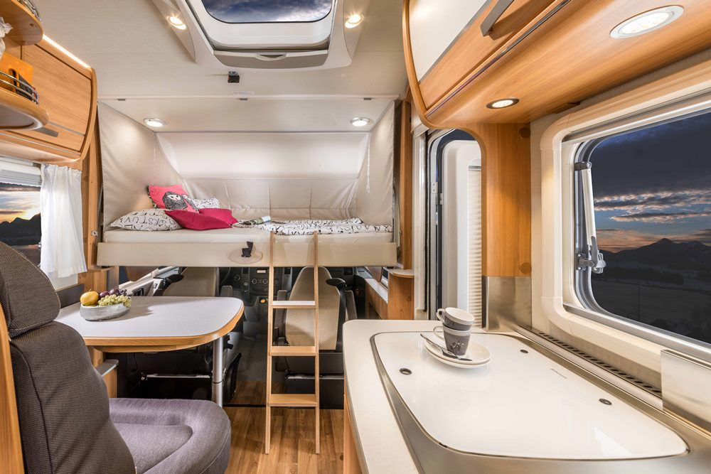 Camping Car Hymer S