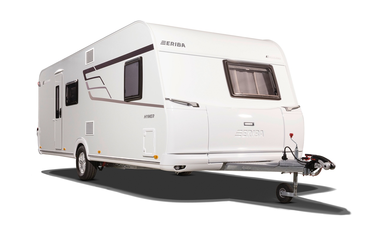 Hymer Eriba Exciting 471 Freisteller