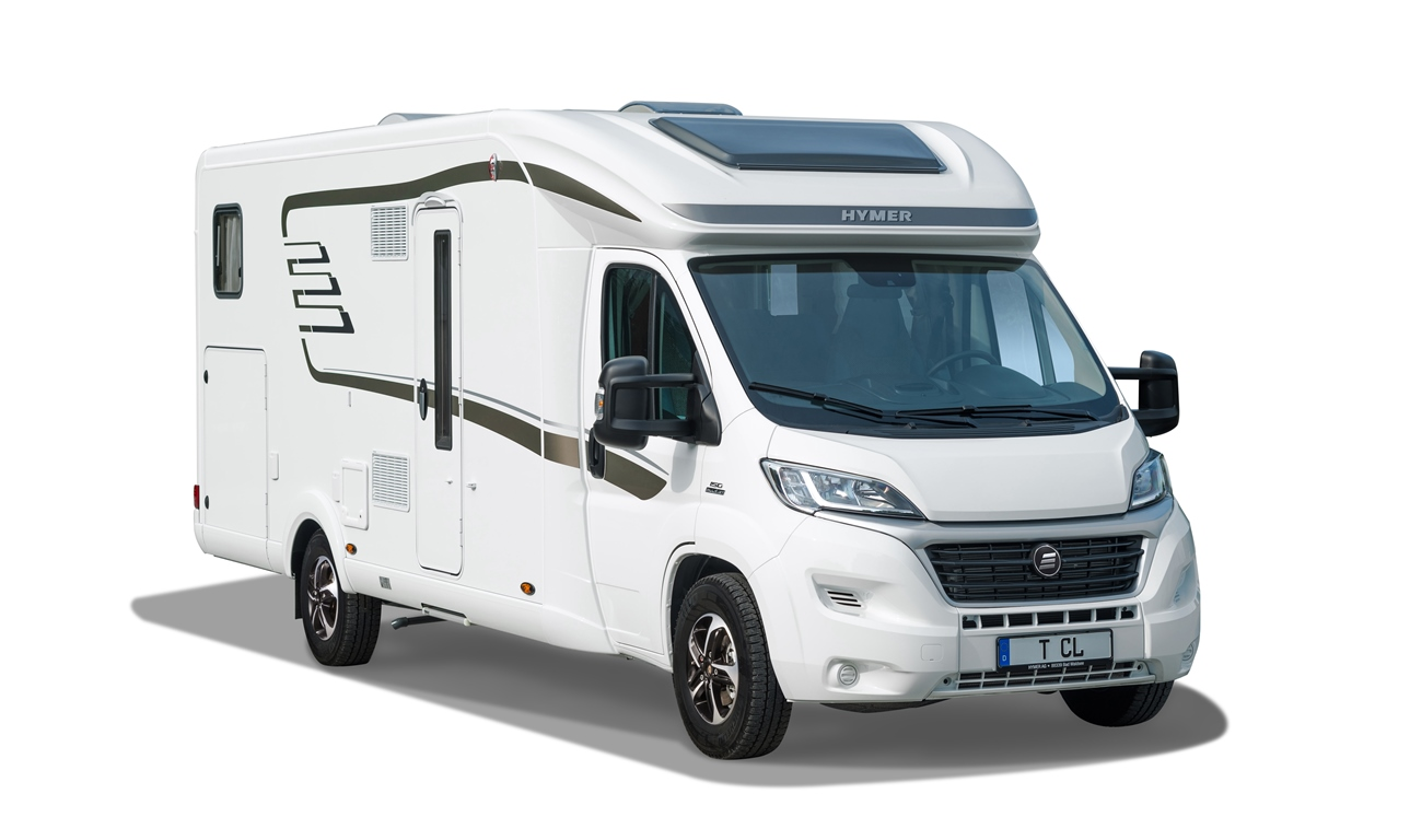 Hymer Tramp CL 574 Freisteller