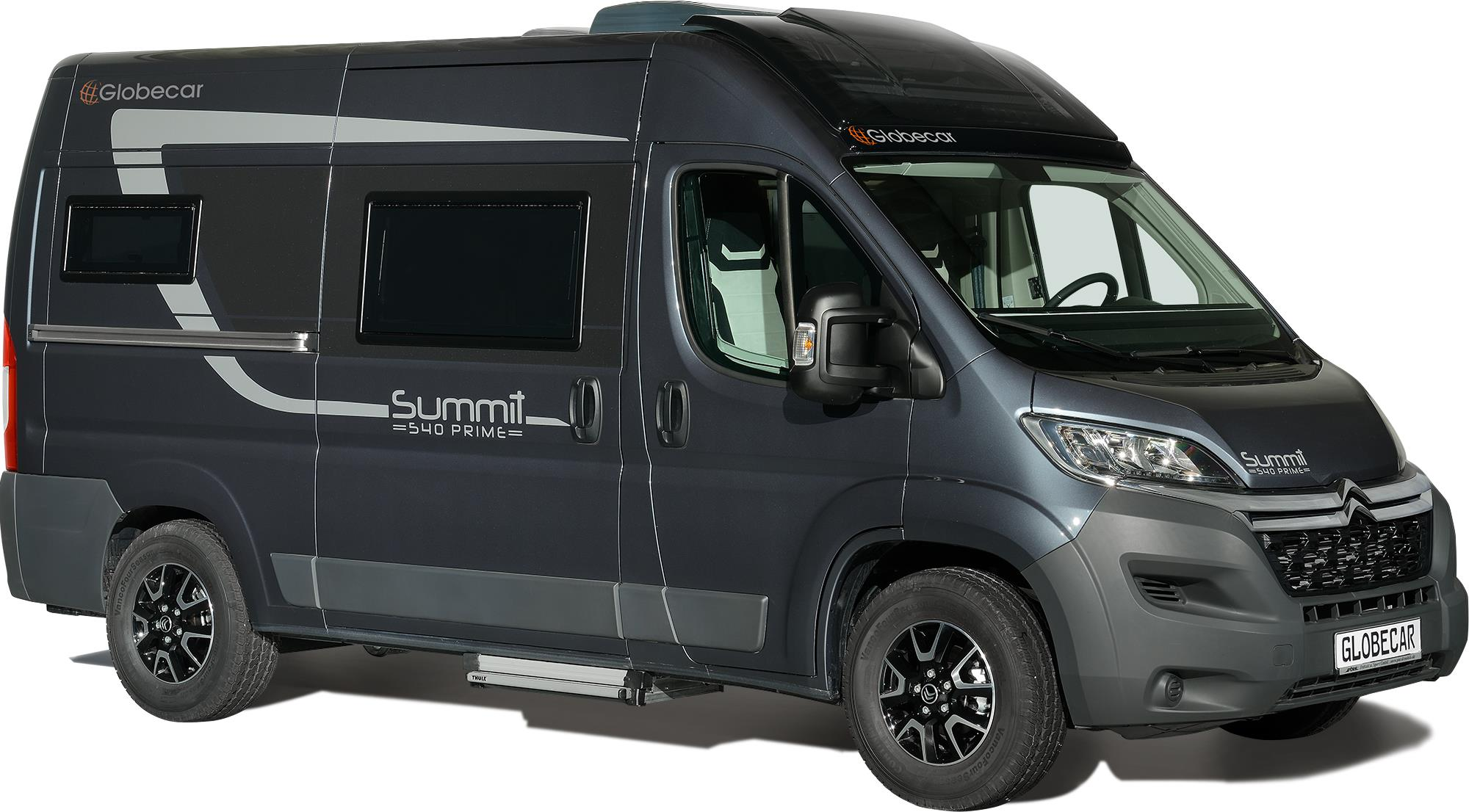 Globecar Summit Prime 540