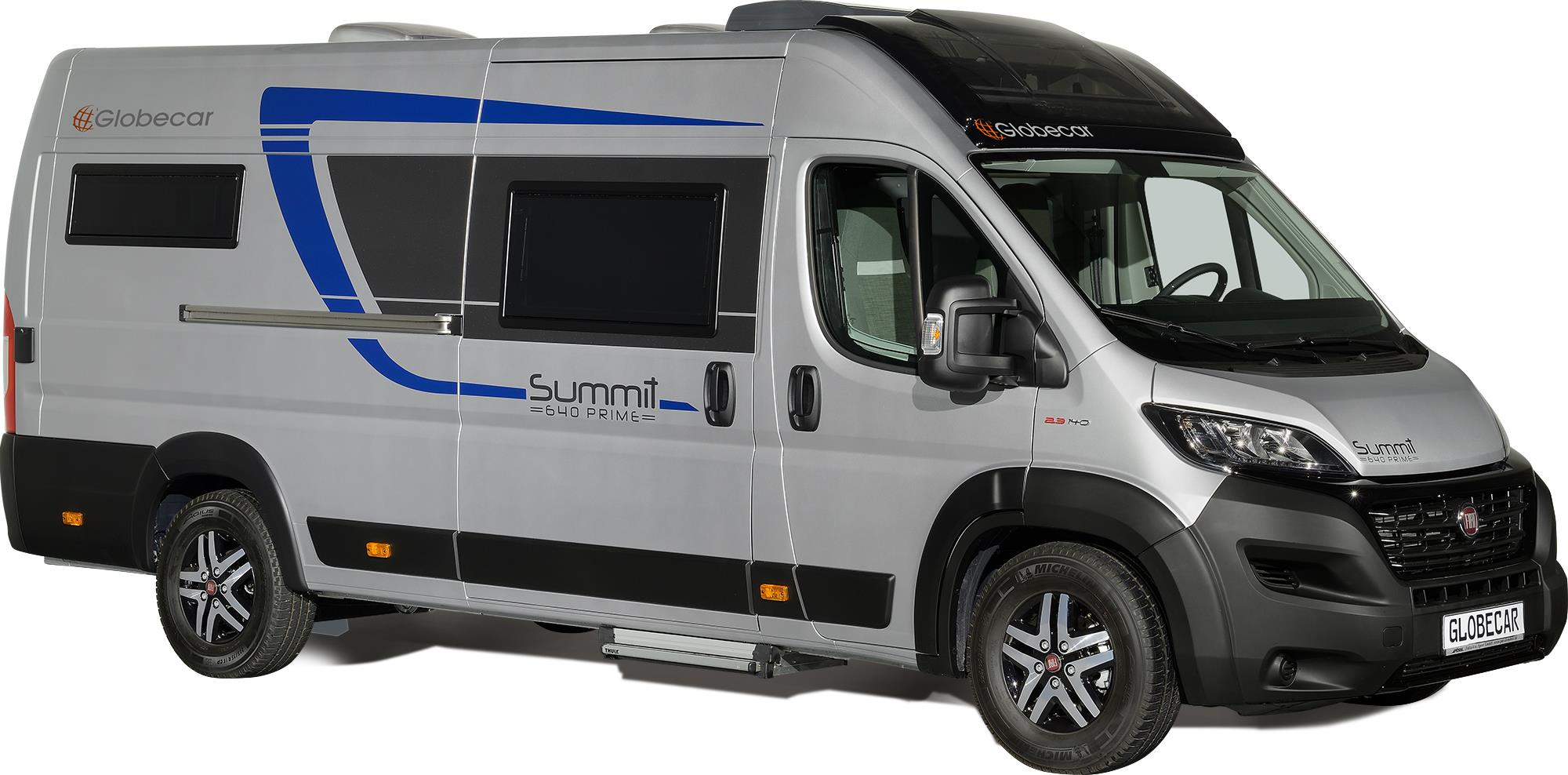Globecar Summit Prime 640