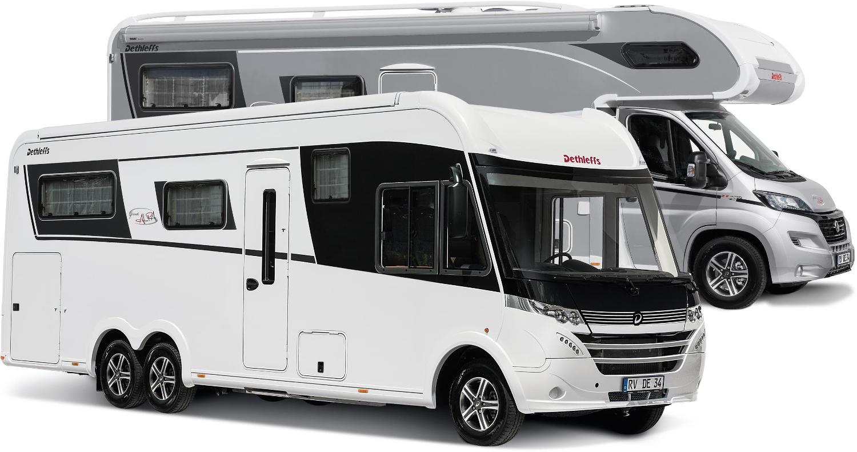 Dethleffs ALPA: Das ideale Wohnmobil für allein reisende Paare