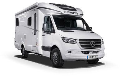 Hymer B-Klasse MC Modern Comfort Teilintegriert Wohnmobile