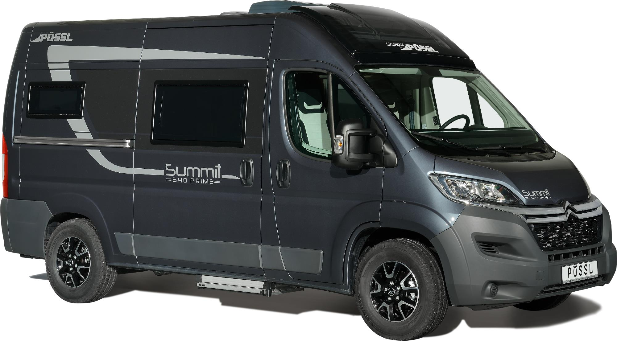 Pössl Summit Prime 10 Wohnmobile