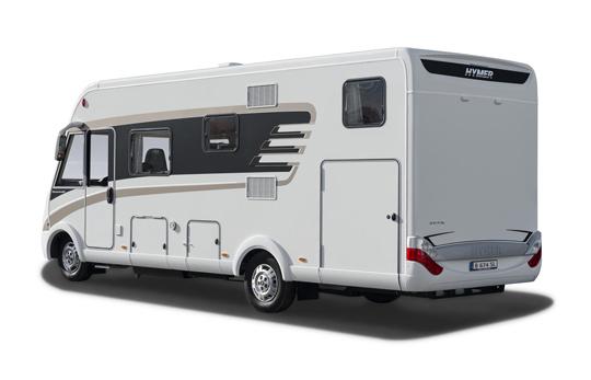 Hymer b klasse sl wohnmobil wendtedition sondermodell for Wohnmobil aussendesign