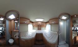 Hymer Tramp 578 Limited Edition - Panorama 2