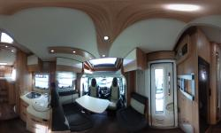 Hymer Tramp 578 Limited Edition - Panorama 1