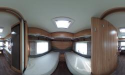 Hymer Eriba Exciting 540 - Panorama 2