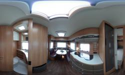 Hymer Eriba Exciting 540 - Panorama 1