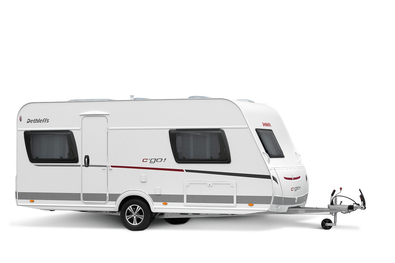 Dethleffs c go caravan wohnwagen bei caravan for Wohnwagen innendesign