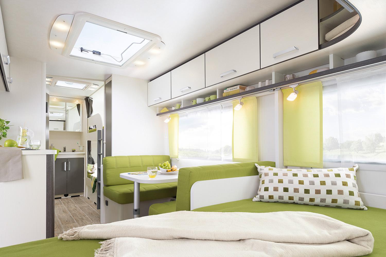 3er Etagenbett Wohnwagen Nachrüsten : Dethleffs c go caravan u wohnwagen bei wendt