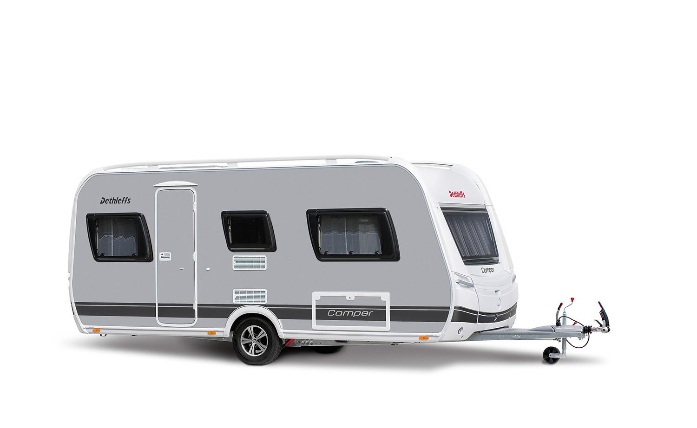 dethleffs camper wohnwagen. Black Bedroom Furniture Sets. Home Design Ideas