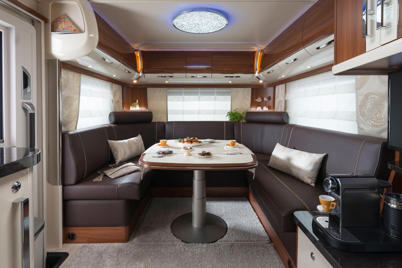 Fendt Etagenbett Kinderzimmer : Fendt brillant luxus in perfektion wohnwagen