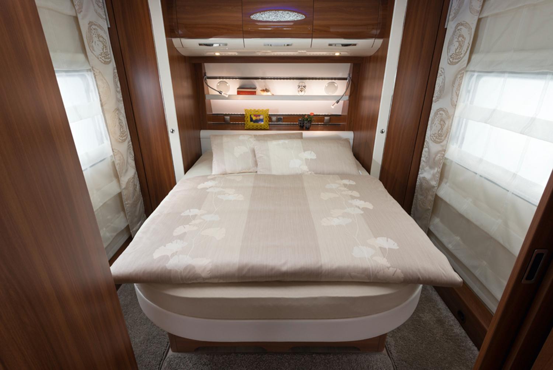 Luxus wohnmobile innenausstattung  Fendt Brillant - Luxus in Perfektion Wohnwagen