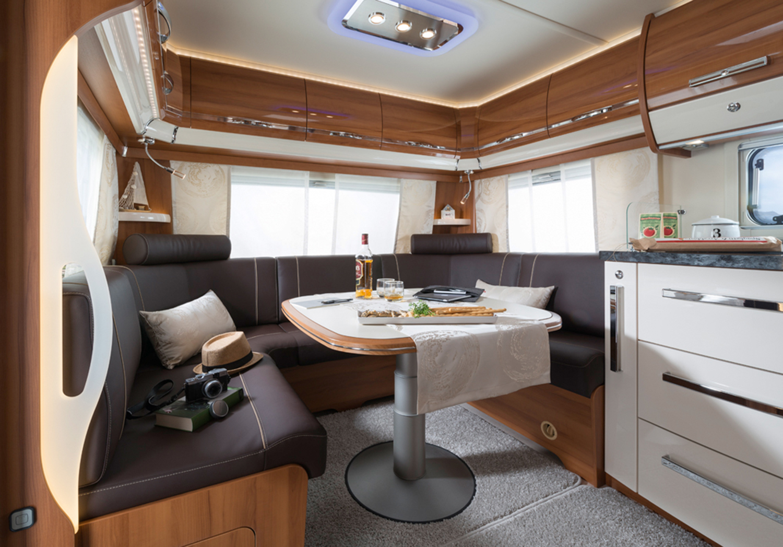 Fendt Etagenbett Kinderzimmer : Fendt diamant der fünf sterne caravan wohnwagen