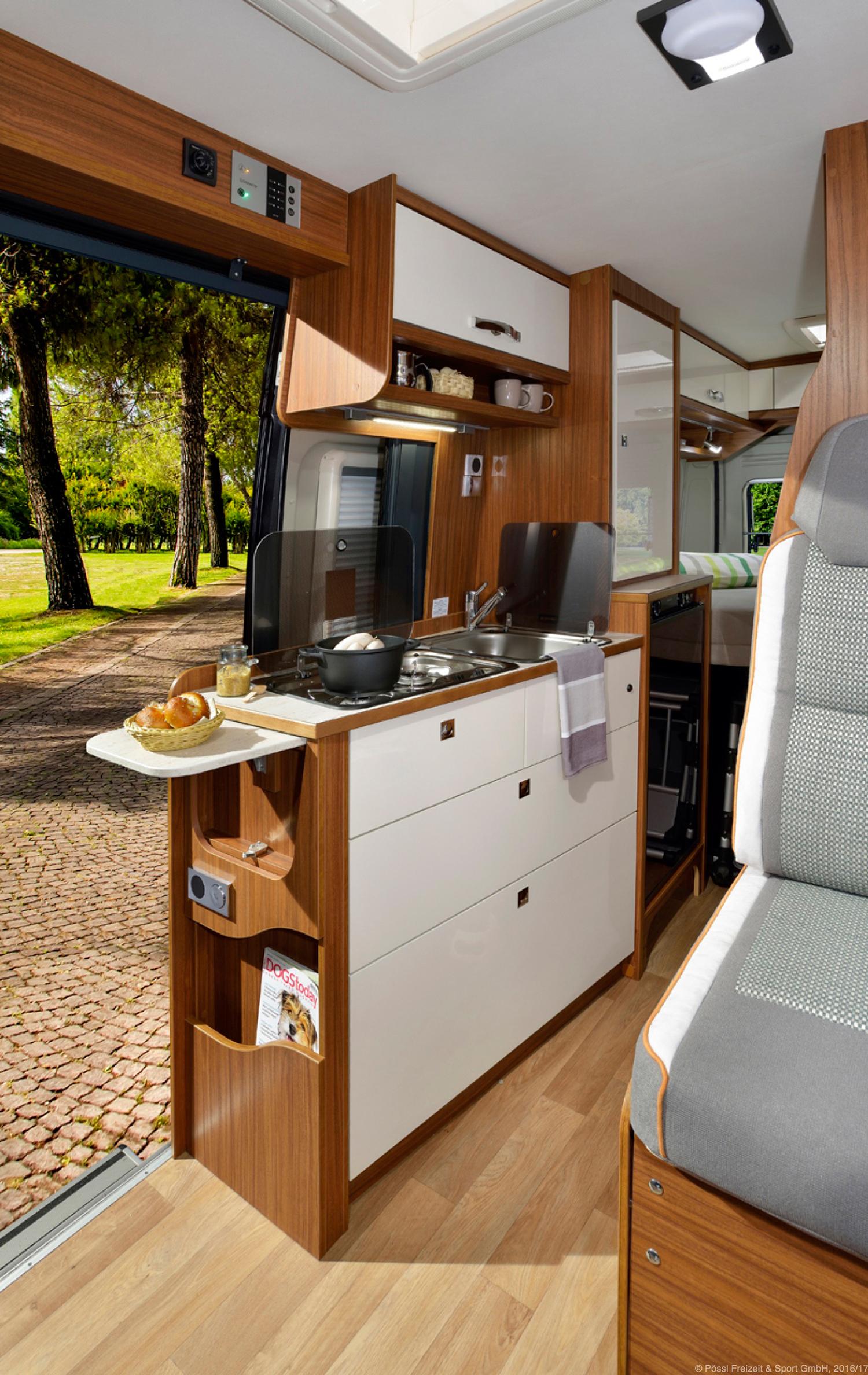 Globecar Globescout Wohnmobile