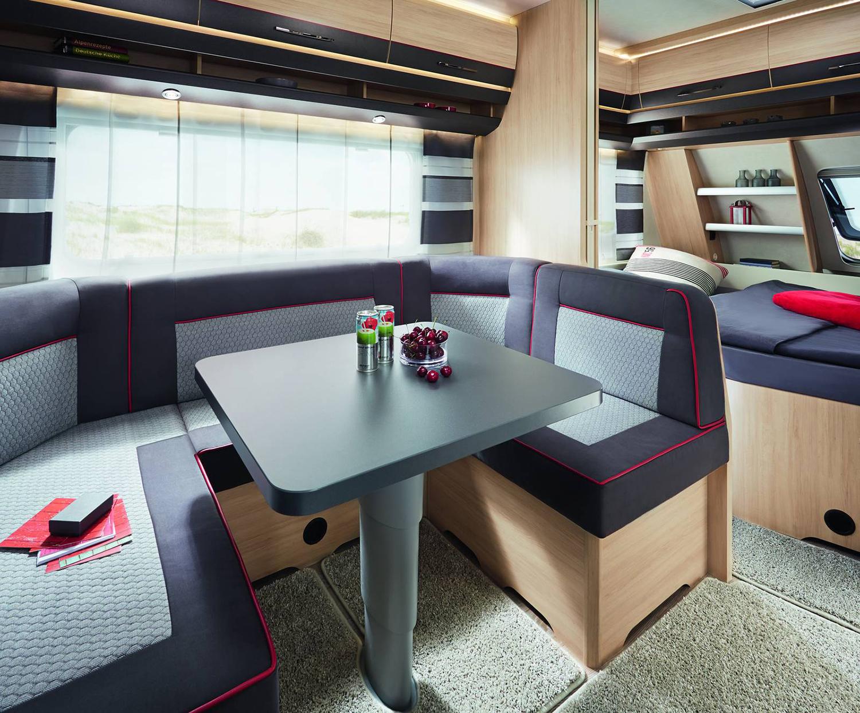 3er Etagenbett Wohnwagen Nachrüsten : Hobby de luxe edition ein mobiles heim wohnwagen