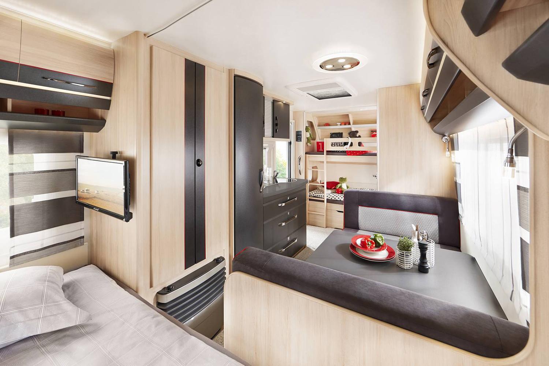 Wohnwagen Etagenbett Grundriss : Hobby de luxe edition ein mobiles heim wohnwagen