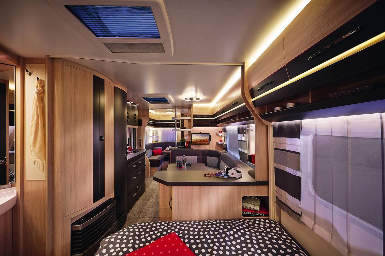 Wohnwagen Etagenbett Nachrüsten : Hobby de luxe edition ein mobiles heim wohnwagen