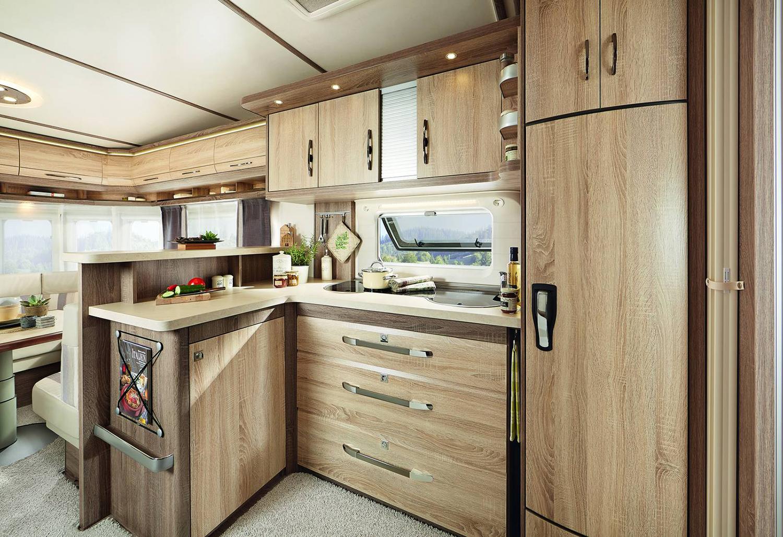 Wohnwagen Etagenbett Grundriss : Hobby landhaus caravan u wohnwagen bei wendt