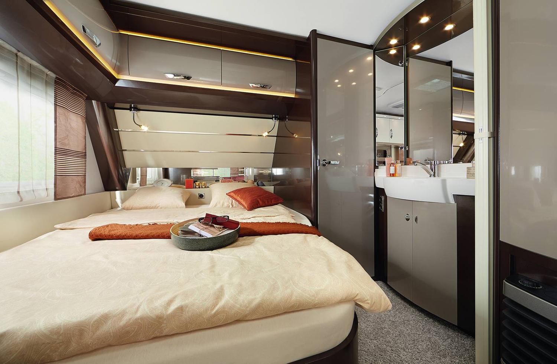 Wohnwagen Mit Etagenbett Und Französischem Bett : Hobby premium caravan u wohnwagen bei wendt