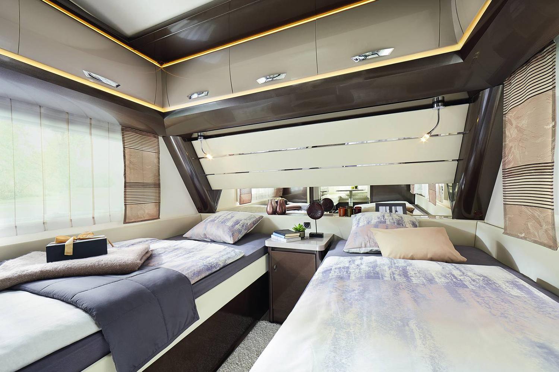 Wohnwagen Mit Etagenbett Und Einzelbetten : Hobby premium caravan u wohnwagen bei wendt