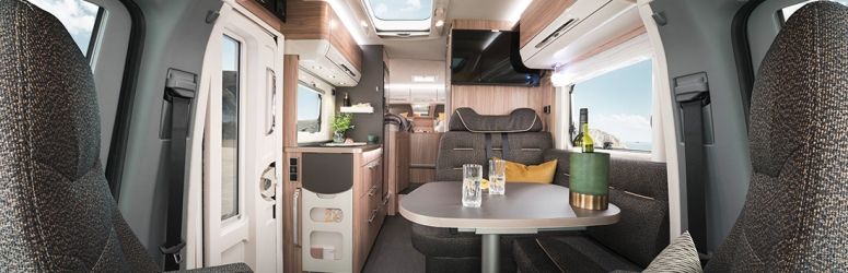 Hymer ML-T 60 EDITION Wohnmobile
