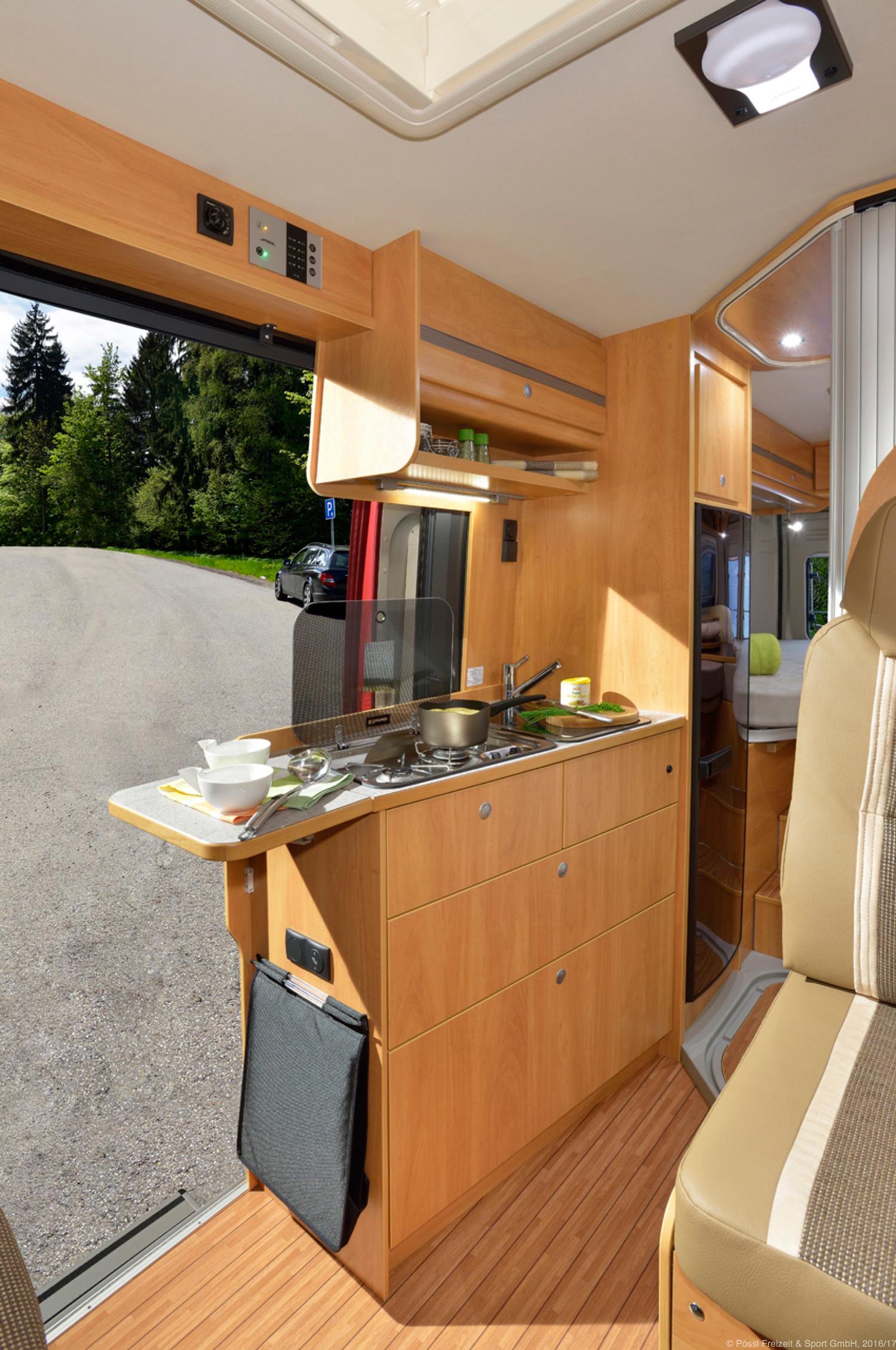 P 246 Ssl Roadcruiser Kompakt Reisemobile Wohnmobile