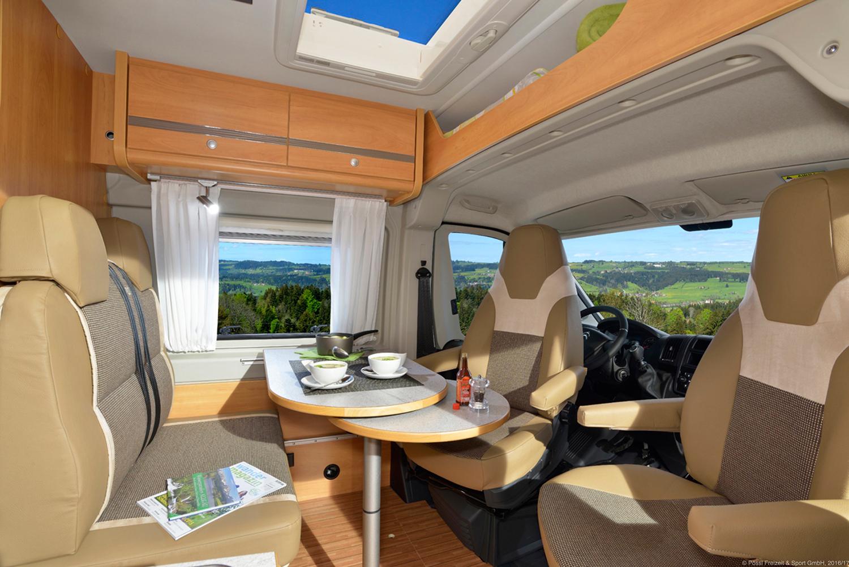 p ssl roadcruiser kompakt reisemobile wohnmobile. Black Bedroom Furniture Sets. Home Design Ideas