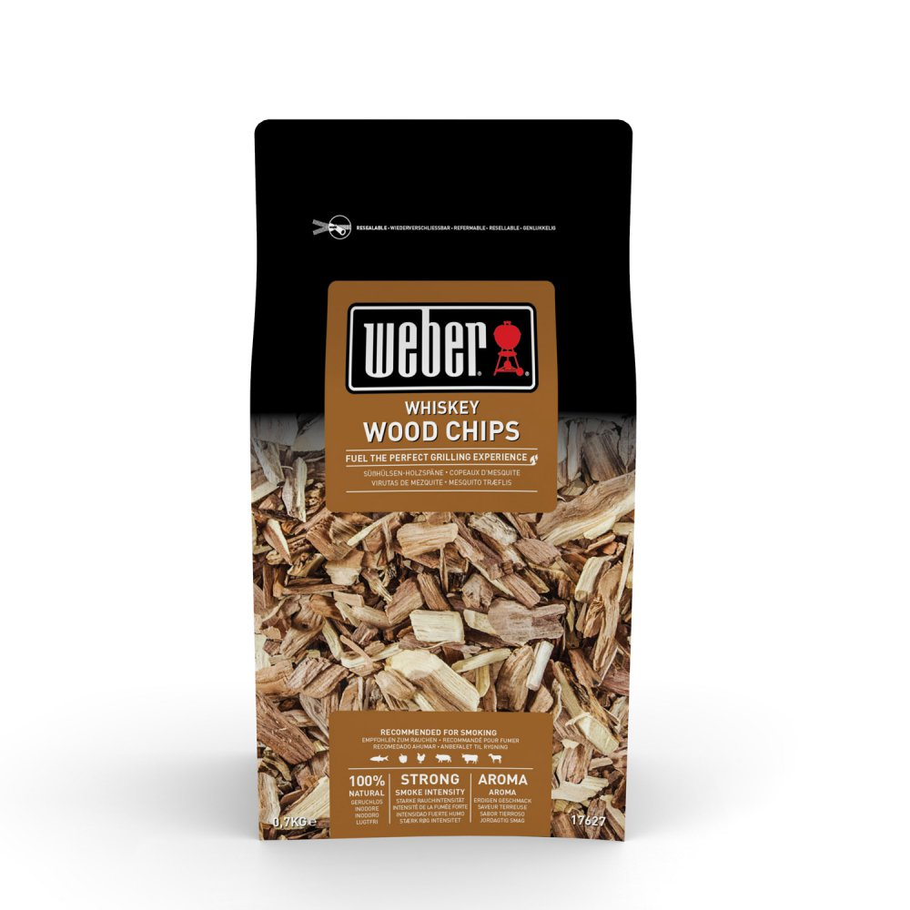 Räucherchips Whiskey 700 g
